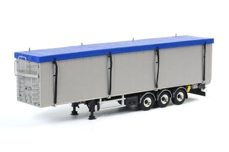 WSI 3 Axle Cargo Floor Trailer