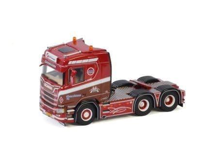 WSI Claus Madsen Scania