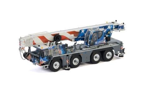 WSI Liebherr LPS LTM 1090-4.2 50 years USA Special