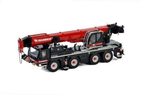 WSI MammoetLiebherr LTM 1090-4.2 Mobile Crane