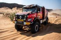 WSI MammoetRallysport Sherpa Dakar Truck 2020