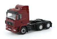 WSI Premium Line; MAZ 6430 6x4 Maroon