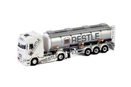 WSI Restle Giesstechnik GmbHScaiaS highlineCS20H with Tanker Trailer