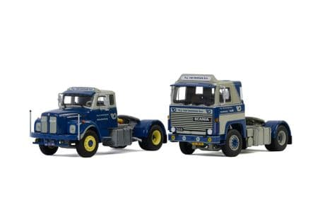 WSI Van BentumScaniaVabis 110 + Scania111 Twin Set