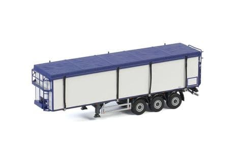 WSI White Line 3 Axle Belt Trailer