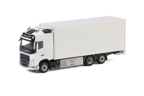 WSI White Line Volvo FH4 Globetrotter XL RefrigeratedRigid Truck