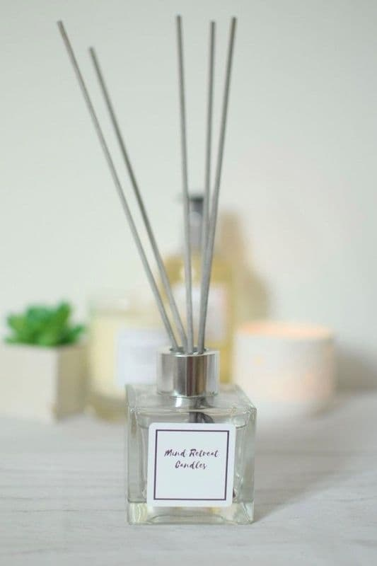 Lemongrass and Lime Reed Diffuser