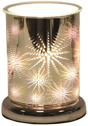AROMA Cylinder 3D Electric Wax Melt Burner - Firework