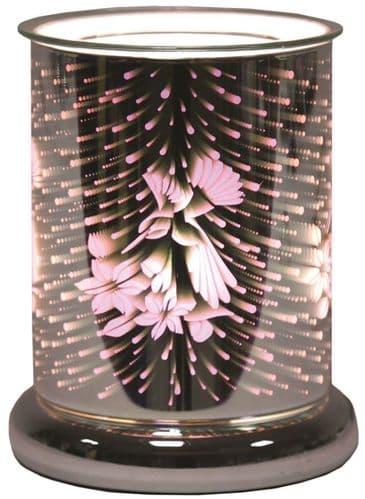 AROMA Cylinder 3D Electric Wax Melt Burner - Humming Bird
