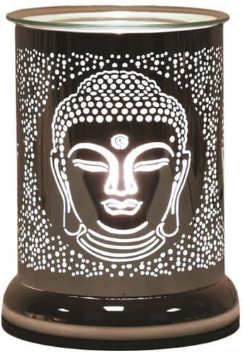 AROMA Cylinder Silhouette Electric Wax Melt Burner - Buddha