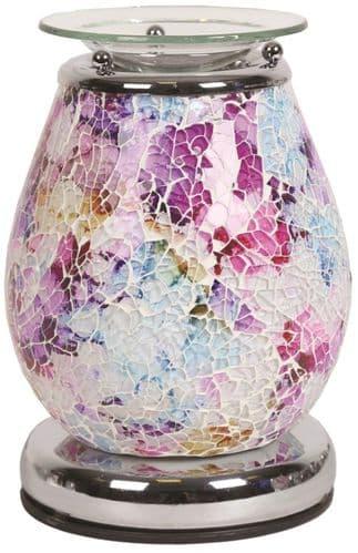 AROMA Electric Wax Melt Burner - Apollo Mosaic