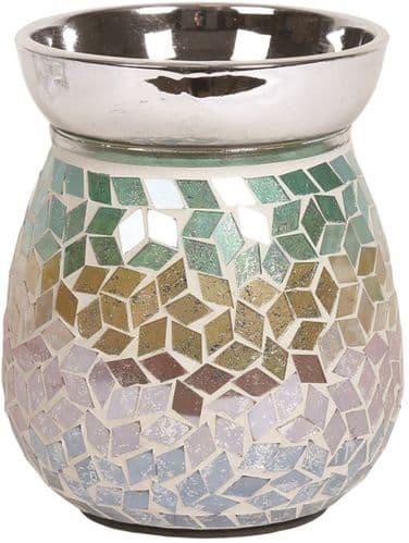 AROMA Electric Wax Melt Burner Diamond Tricolour