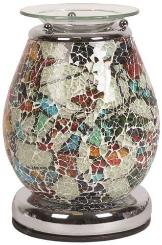 AROMA Electric Wax Melt Burner - Mercury Mosaic