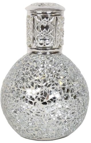 AROMA Fragrance Lamp Silver