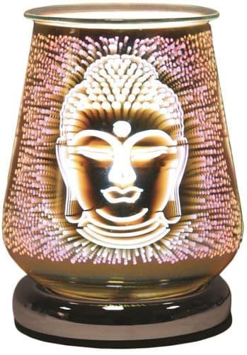 AROMA Urn 3D Electric Wax Melt Burner - Buddha