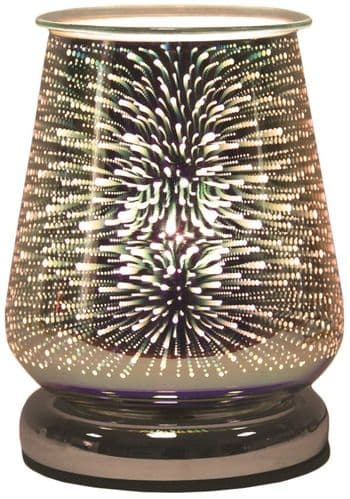 AROMA Urn 3D Electric Wax Melt Burner - Burst