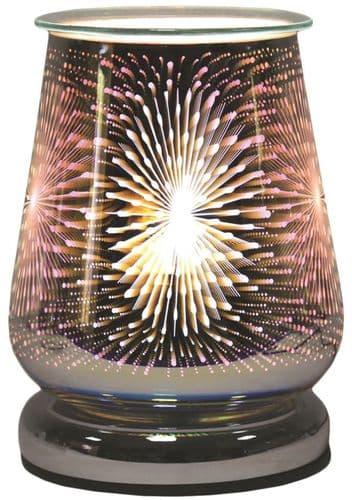AROMA Urn 3D Electric Wax Melt Burner - Fountain