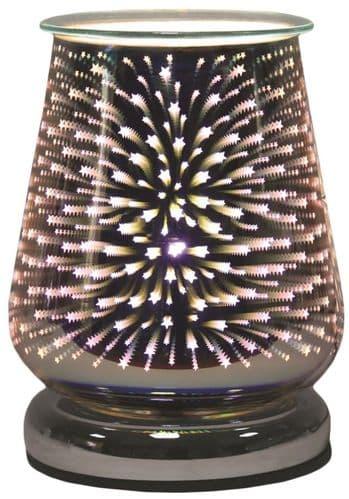 AROMA Urn 3D Electric Wax Melt Burner - Shooting Star
