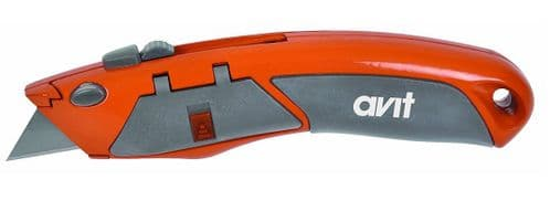 AVIT Auto Load Trimming Knife with 5 Blades AV01010
