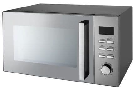 BEKO 900w 25L Convection Microwave with St. Steel Interior MCF25210X