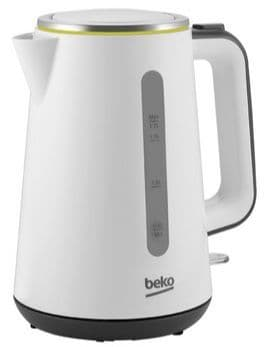 BEKO New Line 1.7L Jug Kettle White 3kw WKM4322