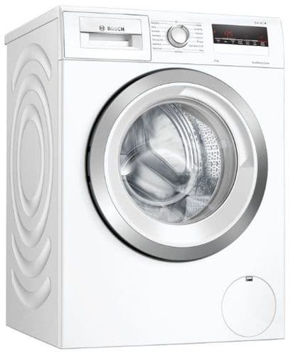 BOSCH Serie 4 Washing Machine 8kg 1400 Spin White WAN28281GB