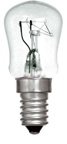 Crompton Pygmy / Sign Lamp SES Clear