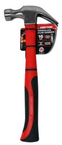 DEKTON Fibreglass Claw Hammer 16oz DT10119