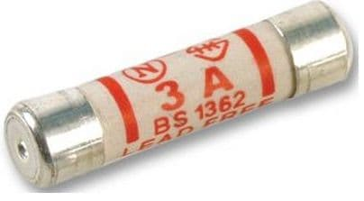 FUSE 3A BS1362