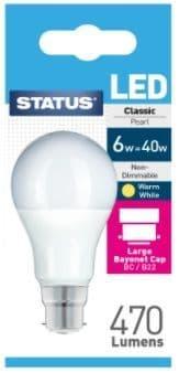 GLS LED Bulbs