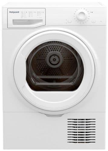 HOTPOINT Condenser Dryer 7kg Load White H2D71WUK