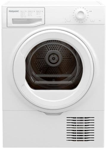 HOTPOINT Condenser Dryer 8kg Load White H2D81WUK