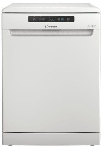INDESIT 60cm Freestanding 14 Place Setting Dishwasher White DFC2C24UK