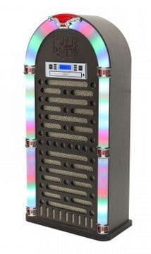 ITEK Bluetooth Jukebox with CD Player and FM Radio I60017