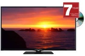 MITCHELL & BROWN 24'' LED Television with Built-in DVD Player and Freeview HD JB-24DVD1811