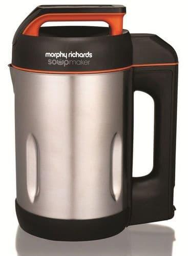 MORPHY RICHARDS Soup Maker with Serrator Blade 501013