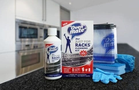 OVEN MATE Just for Racks Cleaning Kit for Ovens