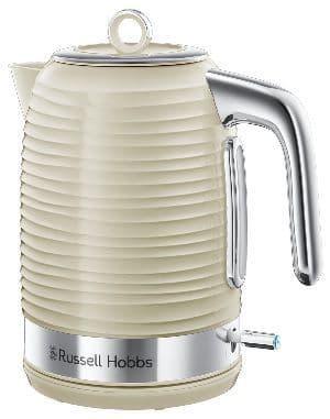 RUSSELL HOBBS Inspire Jug Kettle Cream 24364