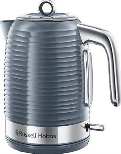 RUSSELL HOBBS Inspire Jug Kettle Grey 24363