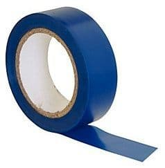 STATUS Electrical Insulation Tape Roll Blue 10m