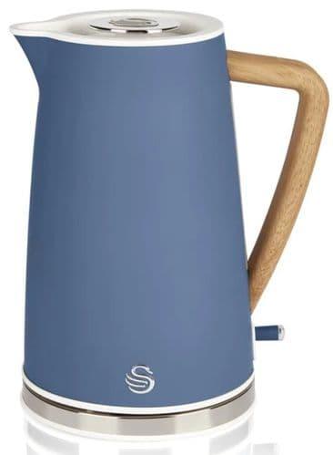 SWAN 1.7L Nordic Jug Kettle Spruce Blue SK14610BLUN