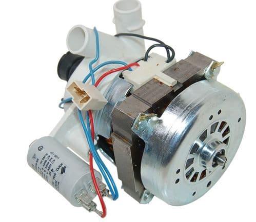 Wash Motor / Recirculation Pumps