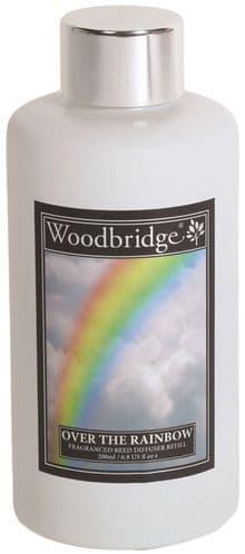 WOODBRIDGE Reed Diffuser Liquid Refill Bottle - Over The Rainbow 200ml