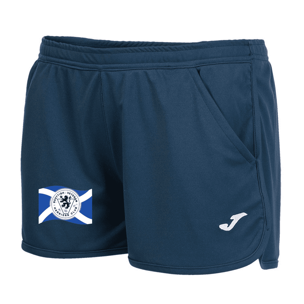 HOBBY SHORTS FEMALE (NAVY)
