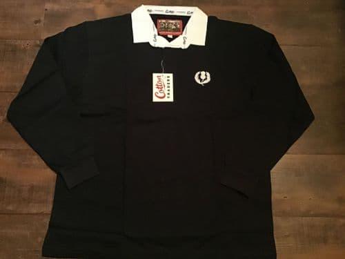 1970s Scotland BNWT L/s Classic Rugby Union Shirt XL 2XL