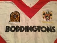 Classic Rugby Shirts | 1989 Oldham RL Vintage Old Jerseys