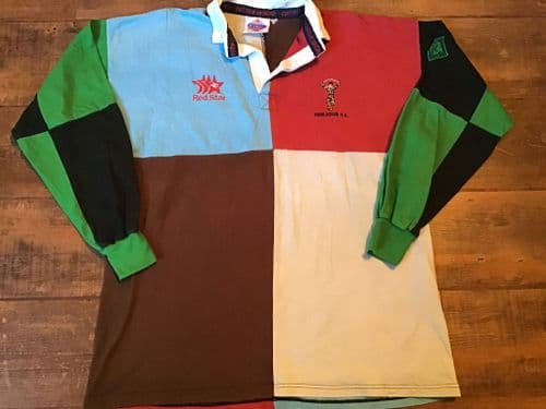 Classic Rugby Shirts | 1990 Harlequins Vintage Retro Old Jerseys