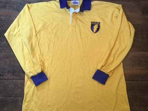 1990s Romania Rugby Union Shirt Large