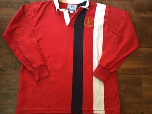 1990s USA Rugby Union Shirt XL