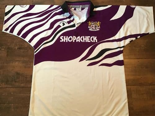 1992 1993 Hull FC Rugby League Shirt Adults XL